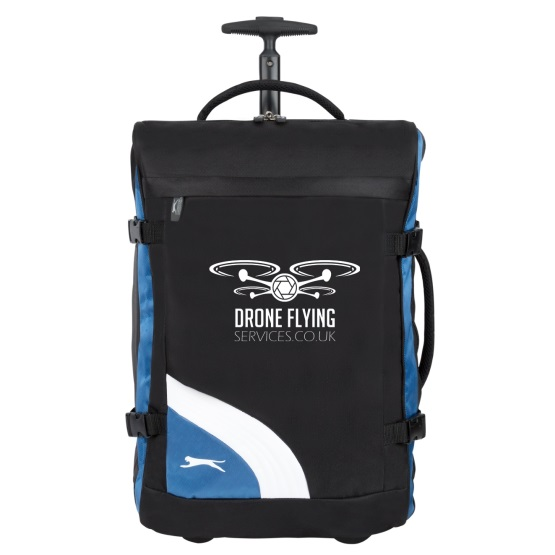 bag trolley with printed logo