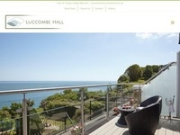 http://www.luccombehall.co.uk